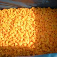 Абрикос кубик (половинки) 10 кг