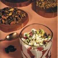 Мороженое Стефани Фисташки и вишня Michielan
