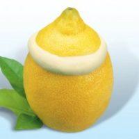 Мороженое во фруктах Лимон Alacant