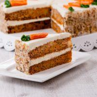 Торт Морковный 12 порций Россия