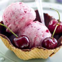 Мороженое Dolce Latte Йогурт с вишней 3кг Dolce Latte