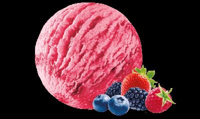 Мороженое Лесные ягоды 3кг Dolce Latte