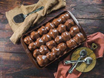 Торт Профитроли Шоколадный Bindi Bindi