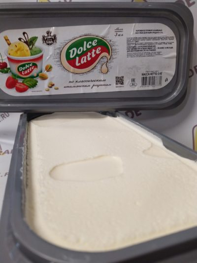 Мороженое Пломбир «Dolce Latte» Dolce Latte