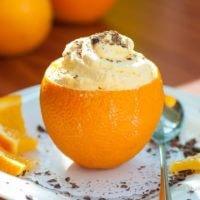Мороженое Апельсин  (6 порций) Alacant