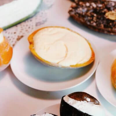 "Мороженое во фруктах ""Манго"" Alacant"