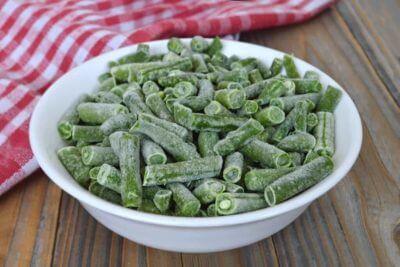 Фасоль стручковая зеленая 10 кг