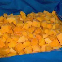 Манго 10 кг  слайсы (кубик) Предзаказ 1-2 дня