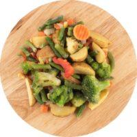 Овощи для жарки по деревенски 10 кг