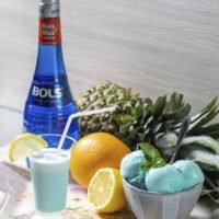 Голубая Маргарита – alc 5% (Blue Margarita) Алкогольное мороженое 18+