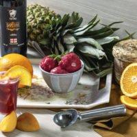 Сангрия – alc 3% Алкогольное мороженое 18+ Доставка только по предварительному заказу.