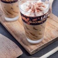 Итальянское мороженое кофе со сливками Латте Макиато Michielan
