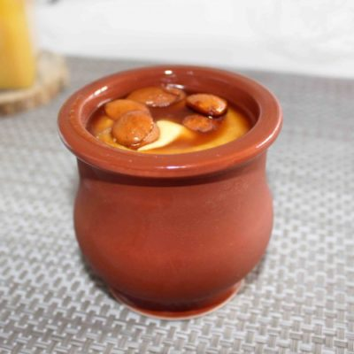 Мороженое в горшочках ассорти Alacant