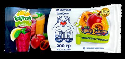 Замороженная мякоть  Тамарилло Россия