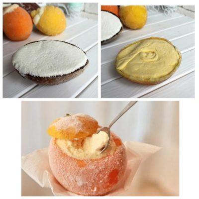 Мороженое во фруктах Ассорти №2 Alacant