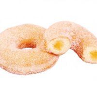 Пончики Донатс с начинкой из яблок с корицей 70гр*36шт